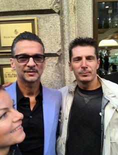 Dave Gahan, Milan 2016