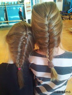 Lettikerho: Valeranskalainen Hair Styles, Beauty, Hair Plait Styles, Hair Makeup, Hairdos, Haircut Styles, Hair Cuts, Hairstyles, Beauty Illustration