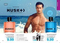 AVON MUSK MARINE AND MUSK+  INTRO SPECIAL $9.99 (will be $18.00) CAMPAIGN 17 SALE #musk #mensfragrances