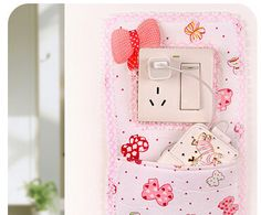 free shipping, 3pcs/lot Wall Stickers Switch Sticker Removable Wall Decals Kids Room Decor DIY fabric switch stickers