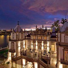Best Hotel Porto, Portugal: It's a palace. PESTANA PALÁCIO DO FREIXO – POUSADA & NATIONAL MONUMENT http://burkerabe.com