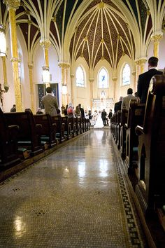 St Mary's in DC wedding site idea