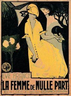 Louis Delluc - La femme de nulle part (1922)