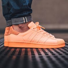 Adidas Superstar ADICOLOR - Sun Glow @titoloshop