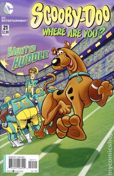 Scooby-Doo Where Are You? (2010 DC) 21