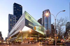 Lincoln Center (The Julliard School), by Diller Scofidio + Renfro Julliard School, Style International, Portland, New York Architecture, Architecture Design, Lincoln Center, Lincoln Uk, Dream School, Art Society