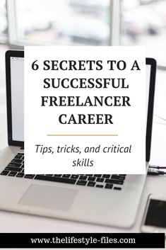 The 6 most critical freelancer skills for a successful career /// freelancing / freelancer / busines Business Planning, Business Tips, Online Business, Business School, College Planning, Earn Cash Online, Online Earning, Online Jobs, Attitude Is Everything