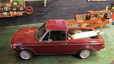 BMW 2002 1600 Pickup Convert