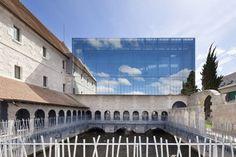 Louviers Music School Rehabilitation and Extension / Opus 5 Architectes