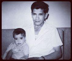 Cesar Millan (the Dog Whisperer) and his Dad Felipe Millan