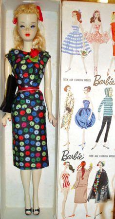 Play Barbie, Barbie I, Barbie World, Barbie And Ken, Barbie Style, Vintage Barbie Kleidung, Vintage Barbie Clothes, Vintage Dolls, Doll Clothes