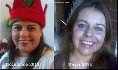 Mi proceso de adelgazamiento en http://viviangilro.blogspot.com/2014/06/mi-proceso-de-adelgazamiento.html