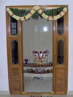Indian Pooja Room Designs   Room, Puja room and Furniture ideas