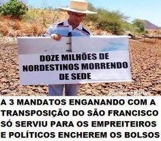 Post  #FALASÉRIO!  : Nordeste Acorda  Se ela não fez nunca vai fazer!