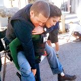 omg you ate too much callen....keep going kenz....