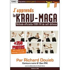 J'apprends le krav-maga_0 ceinture jaune et orange