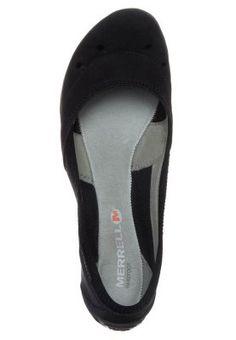 Merrell - WHIRL GLOVE - Ballet pumps - black