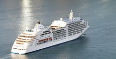 The Silver Muse - Silversea's Newest Cruise Ship