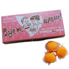 Comprar Beija-me Depressa - Doce de Ovos de Tomar