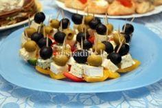 Salti uzkanzdziai salti uzkandziai cold snacks pinterest for Canape receptai