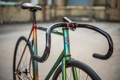 The Baltimore Butterfly: Nicole's Bishop Bikes Track | Cycle EXIF