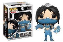 Pre-Order Now! Funko Pop! Games Mortal Kombat Kitana Vinyl Figure Toy #253