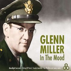 Fell in love with Big Band music when I was about 10. Glenn Miller was my favorite and still is. Thank you Daddy!