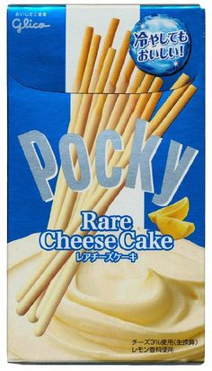 Rare Cheese Cake Flavor Pocky Stick Snack (Japanese Import) [B679][GO-ICSH]: Amazon.com: Grocery & Gourmet Food