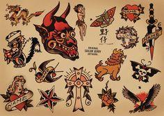 A tatuagem tradicional e o seu maior ícone, Sailor Jerry | Portal Tattoo Place