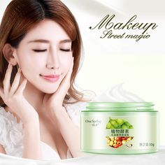 New Arrival 50g Moisturizing Cream Plant Essence Hydrating Natural Water Moisturizing Face Skin Care W1