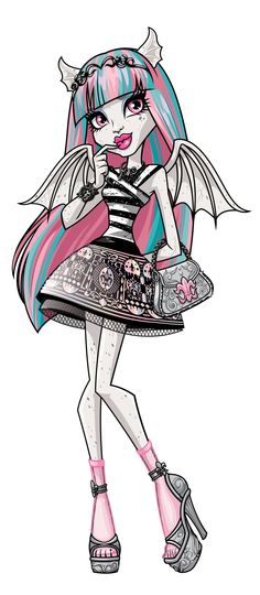 Rochelle Goyle - Monster High Wiki