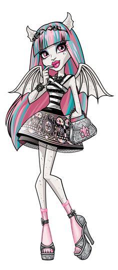 Rochelle Goyle - Monster High Wiki