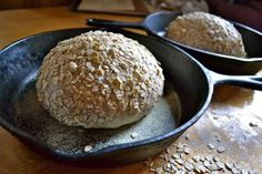 The following recipe is adapted from The Il Fornaio Baking Book Ingredients Makes two large loaves 1 cup rolled oats 2 cups cool water 1 ½ teaspoons active dry yeast 1 cup warm water 2 cups unbleached bread flour 5 cups whole-wheat flour 2 teaspoons salt 2 tablespoons olive oil 2 tablespoons honey...