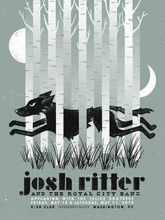 Josh Ritter - Royal City Band