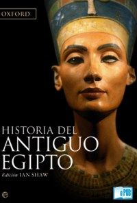 Historia del Antiguo Egipto - VV. AA. portada