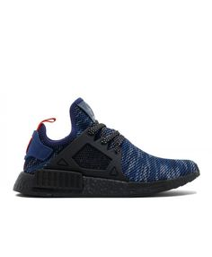 cheaper 6eb72 d60f7 Chaussure Adidas NMD XR1 Marine Noir Rouge BY9649