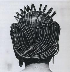 J.D. 'Okhai Ojeikere, 1974