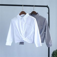 {Like and Share if you want this  One Size 2018 Fashion Style Shirt Women Turn Down Collar Women Work Wear Office OL Shirt Feminine Simple White Tops|    Newest arriving One Size 2018 Fashion Style Shirt Women Turn Down Collar Women Work Wear Office OL Shirt Feminine Simple White Tops now on discount sales $US $16.19 with free postage  you'll find this excellent product along with more at our favorite web site      Have it right now on this website…
