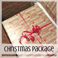 Care Package: Christmas  // Love From Home