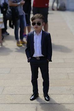 Alonso Mateo rocks Appaman at Fashion Week