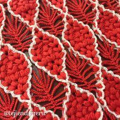 Crochet: punto mosai