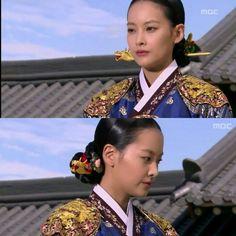 Traditional Fashion, Traditional Dresses, Dong Yi, Film Movie, Movies, Korean Hanbok, Korean Outfits, Korean Drama, Kdrama