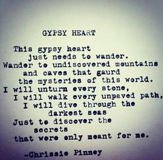 Here is Gypsy Quotes for you. Gypsy Quotes positive inspirational quotes i have always considered. Gypsy Quotes a post from a friend mom 3 The Words, Pretty Words, Beautiful Words, Quotes To Live By, Me Quotes, Qoutes, Style Quotes, Woman Quotes, Gypsy Quotes