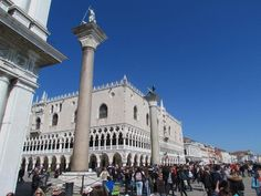 PRIVATE TOUR: THE TREASURES OF ST. MARK BASILICA AND THE DOGE'S PALACE - Join me on this 3-hour guided walking tour and travel inside the two prestigious buildings overlooking the splendid St Mark's Square that have witnessed the evolution of the history of Venice: the Doge's Palace, the centre of the temporal power, and St. Mark's Basilica, which has for centuries guarded the precious relics of St. Mark.