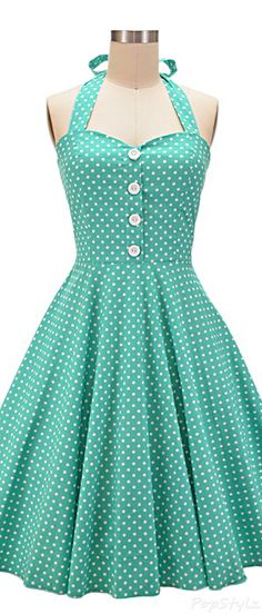 Luouse 1950s Marilyn Monroe Pin up Dress....wanting this for spring/summer More