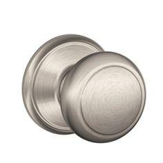 Schlage Door Hardware - Schalge Andover Door Knob