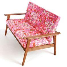 DesignSponge.  New Bark furniture collection, Beacon.