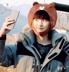 Chanyeol's selca time | LINE TV - SurpLINEs EXO