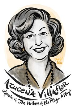 #100days100women Day 47: Azucena Villaflor Villaflor co-founded the Mothers of the Plaza de Mayo in Argentina after her son and daughter-in-law were disappeared during the military dictatorship in the late 1970s. She and the other Mothers defied the...