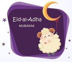 Eid Al Adha Mubarak Greeting Card Eid Adha Mubarak, 3id Adha, Eid Mubarak In Arabic, Eid Mubarak Quotes, Eid Quotes, Eid Al Adha Wishes, Eid Al Adha Greetings, Happy Eid Al Adha, Eid Crafts